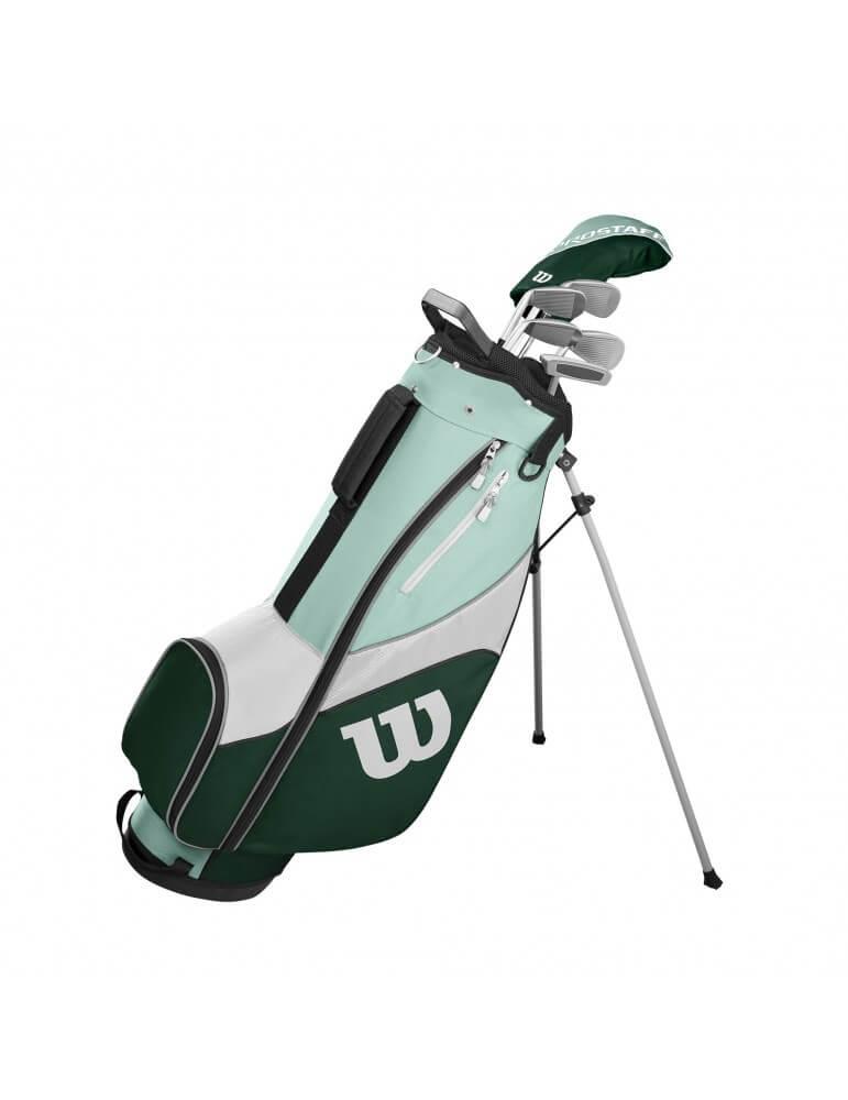 Wilson Prostaff SGI Ladies RH 1/2 golfsæt
