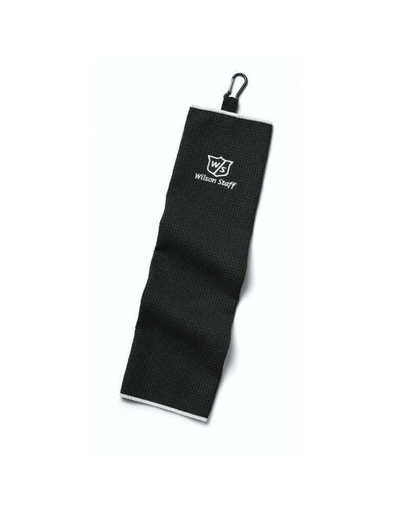 Wilson Staff Microfiber Tri-fold towel