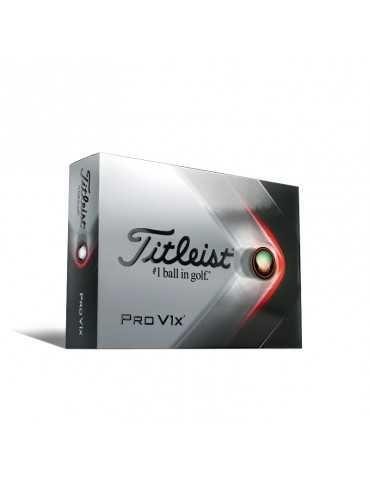 Titleist Pro V1x - model 2021