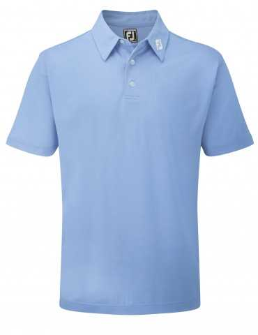 Footjoy Polo Stretch Pique Solid, Herre