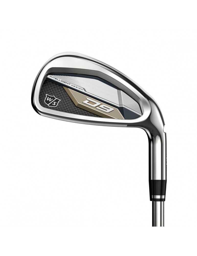 Wilson Staff D9 Golfsæt, 5-PW,SW, MRH, GRA (7 Jern)