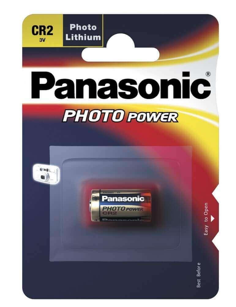 Panasonic CR2-3V batteri
