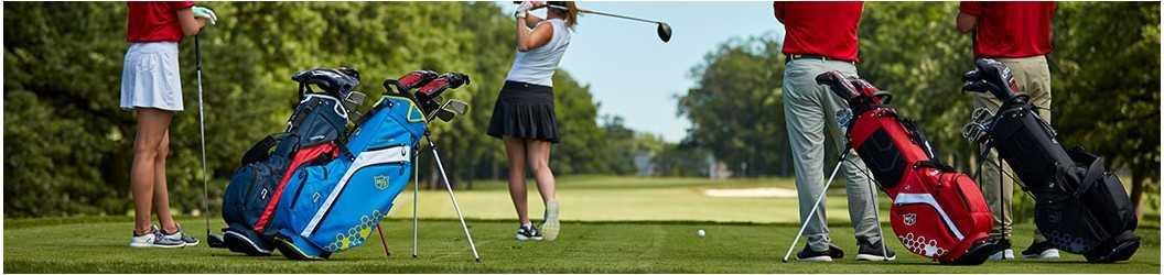 Golfbag - Vandtætte, til golfvogn eller bærebag