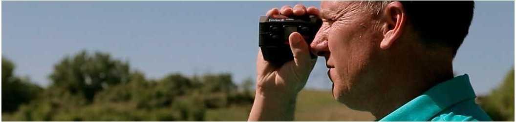 Golf GPS, afstandsmåler/rangefinder