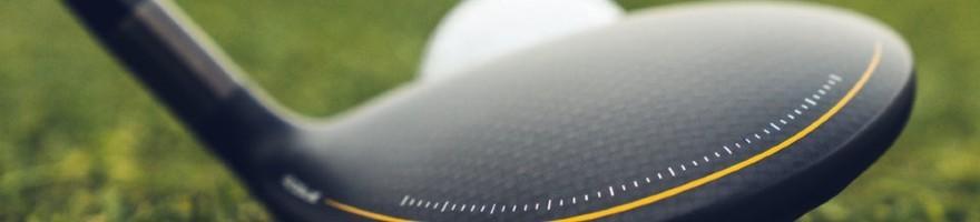 Golf hybrid - Wilson Staff - konfigureret efter dine ønsker.