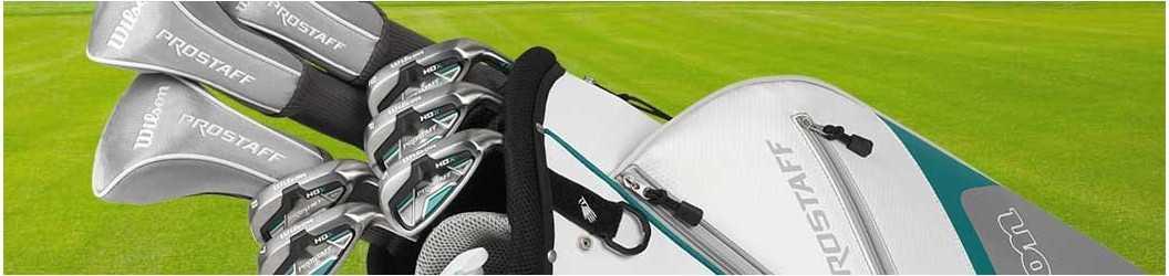 Dame golfsæt