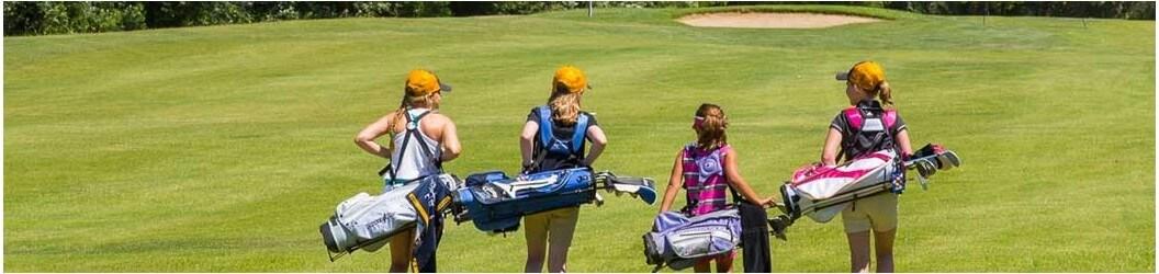 Junior golfsæt